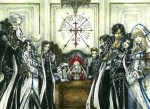 Trinity blood visual 1