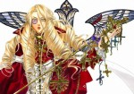 Trinity blood visual 6