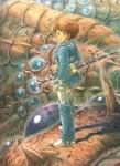 Nausicaa manga visual 9