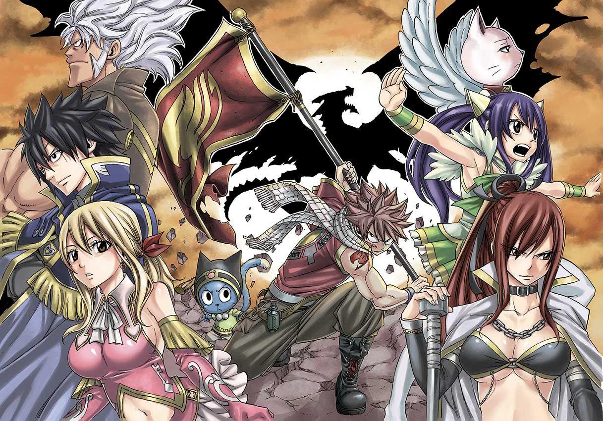Fairy tail visual 3