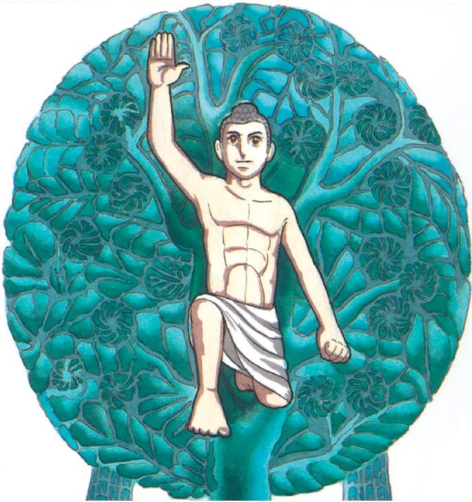Vie bouddha visual 4