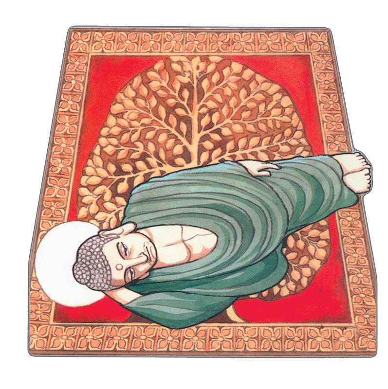 Vie bouddha visual 8