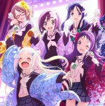 Hanayamata visual 2