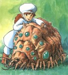 Nausicaa manga visual 14