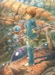 Nausicaa manga visual 9