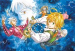 Seven deadly sins manga visual 2