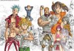 Seven deadly sins manga visual 3