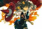 Witchcraft Works manga visual 1