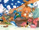 Animal kingdom visual 1
