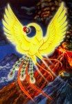 Phenix oiseau de feu visual 2