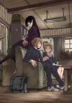 Dusk of amnesia manga visual 3