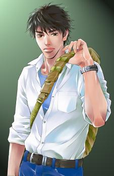 Yukito visual