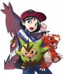 Pokemon xy visual 1