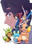 Pokemon xy visual 2