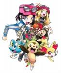 Pokemon xy visual 3