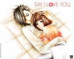 Say i love you wallpaper 2