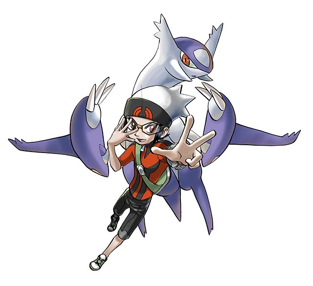 Pokemon ruby saphir visual 1