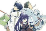 Log horizon manga visual art 1