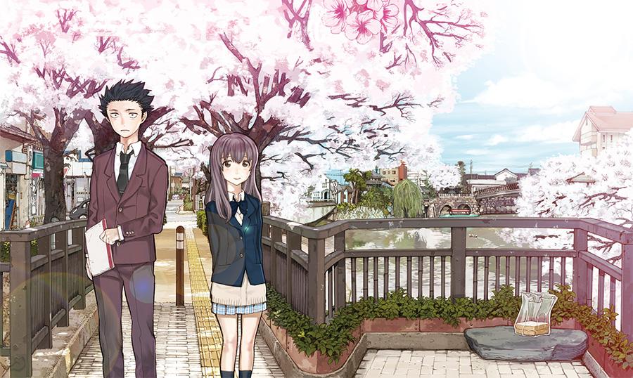 [Manga] A Silent Voice (série complète) A-silent-voice-visual-2