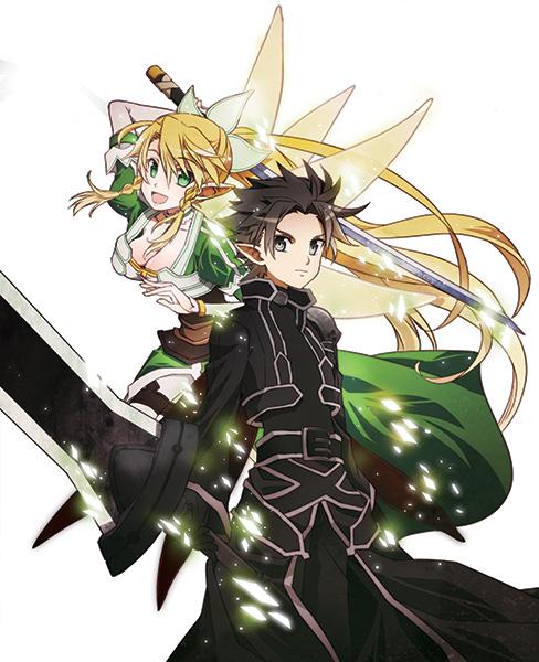 Sword art online fairy dance visual 1