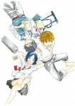 Your lie in april manga viual 2
