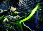 Seraph of the end visual 1