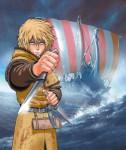Vinland saga visual 1