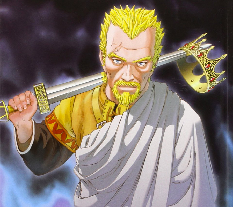 Vinland saga visual 6