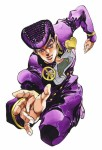 Jojo diamond is unbreakable visual 1