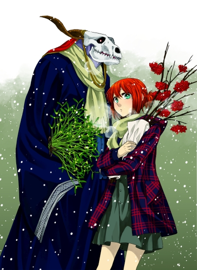 The ancient magus bride visual