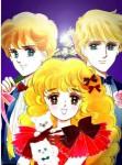 Lady gwendoline manga visual 1