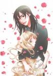 Black rose alice visual 1