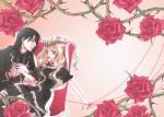 Black rose alice visual 2