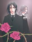 Black rose alice visual 3