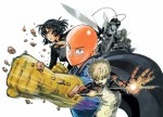 One punch man visual 1