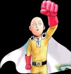 One punch man visual 3