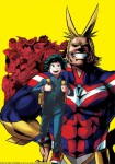 My hero academia visual 1