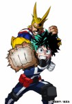 My hero academia visual 4