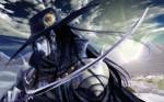 Vampire hunter d visual 1