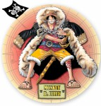 One piece first log visual 1