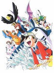 Pokemon or argent manga visual 2