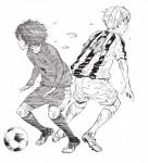 Sayonara football visual 5