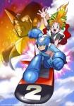 Megaman megamix visual 1
