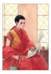 6e dalai lama  visual 1