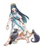 Reine d egypte illust 3