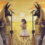 Reine d egypte illust 6