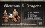 Gloutons dragons annonce