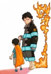 Fire force visual 4