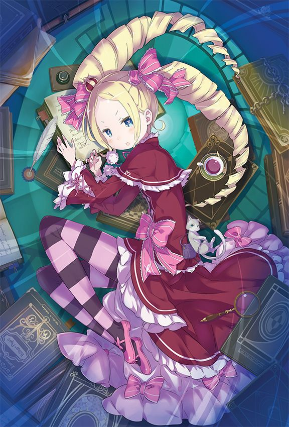 Re zero arc 2 roman viusal 3