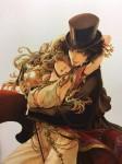 Comte de monte cristo manga visual 3